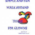 Simple and Fun Walkaround Tricks for Clowns – PDF