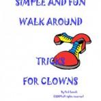 Simple and Fun Walkaround Tricks for Clowns – PDF