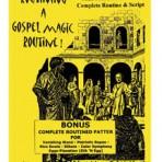 Routining A Gospel Magic Routine – PDF