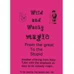 Wild and Wacky – PDF