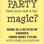 Lets Party Magic – PDF
