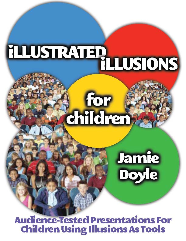 Illustrated Illusions for Children – By Jamie Doyle – PDF