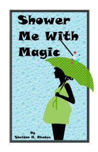 Shower Me With Magic Cover 72dpi sm