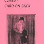 Comedy Card on Back – David Ginn