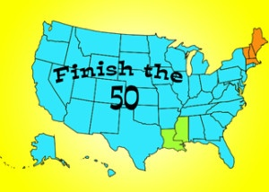 Finish the Fifty
